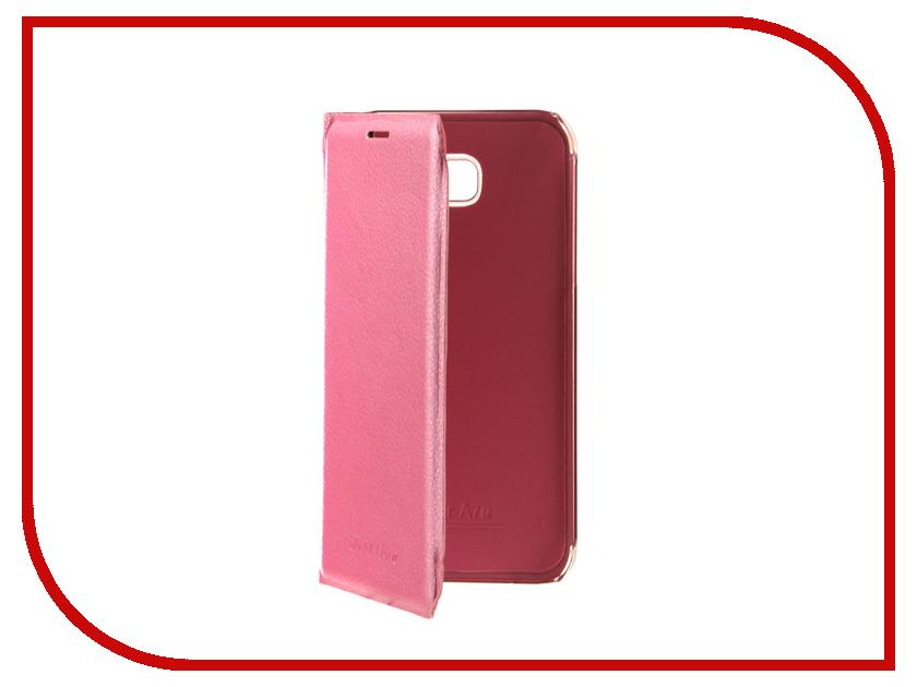 Аксессуар Чехол Samsung Galaxy A7 2017 Aksberry Air Case Pink