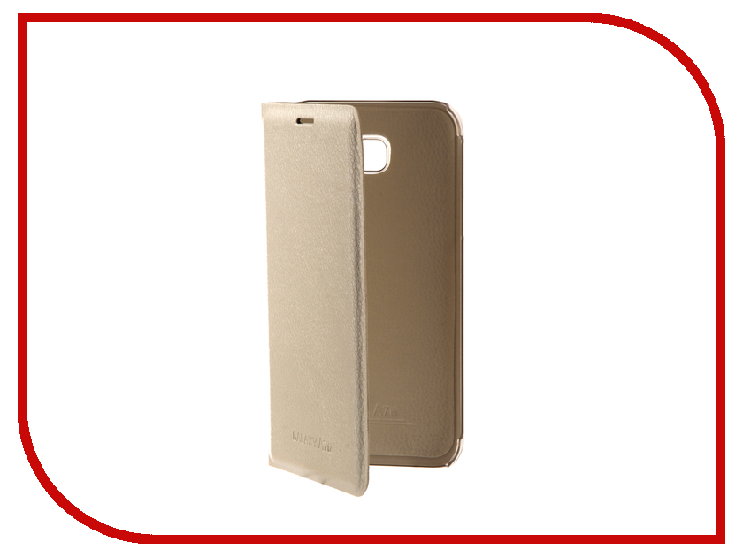 Аксессуар Чехол Samsung Galaxy A7 2017 Aksberry Air Case White