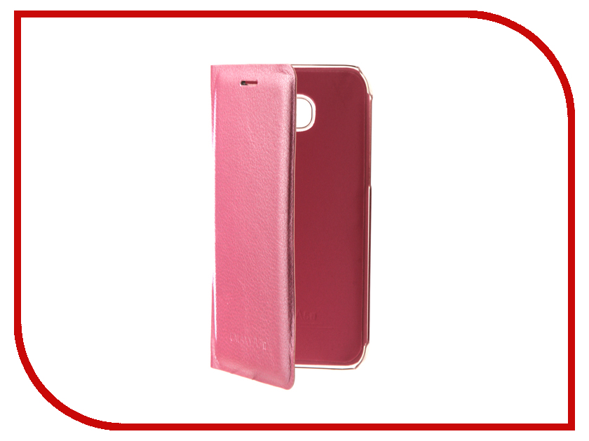 Аксессуар Чехол Samsung Galaxy A5 2017 Aksberry Air Case Pink аксессуар чехол samsung sm a510f galaxy a5 2016 aksberry black