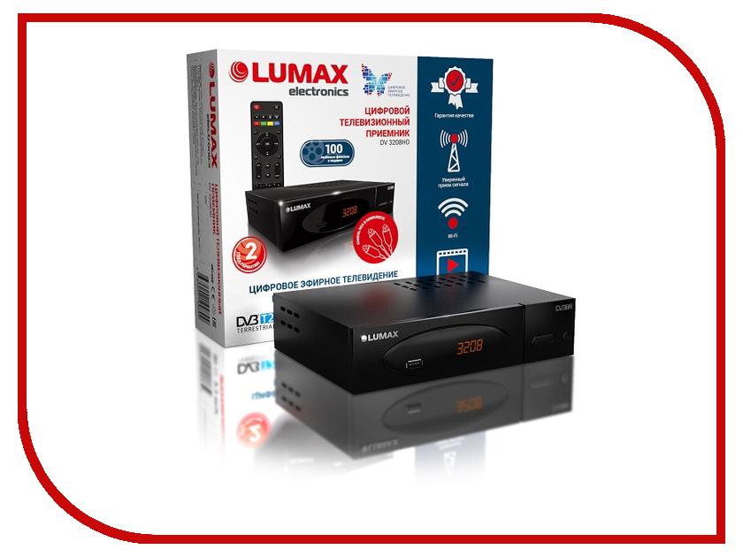 Lumax DV3208HD