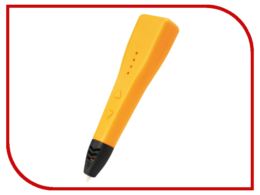 3D ручка Funtastique CLEO Orange 3d ручка funtastique cleo white