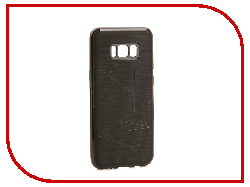 Аксессуар Чехол Samsung Galaxy S8 Plus Nillkin Magic Black MC-HC SAM-GALAXY S8+ оригинальный samsung galaxy s8 s8 plus nillkin 3d ap pro полноэкранный экранный протектор экрана
