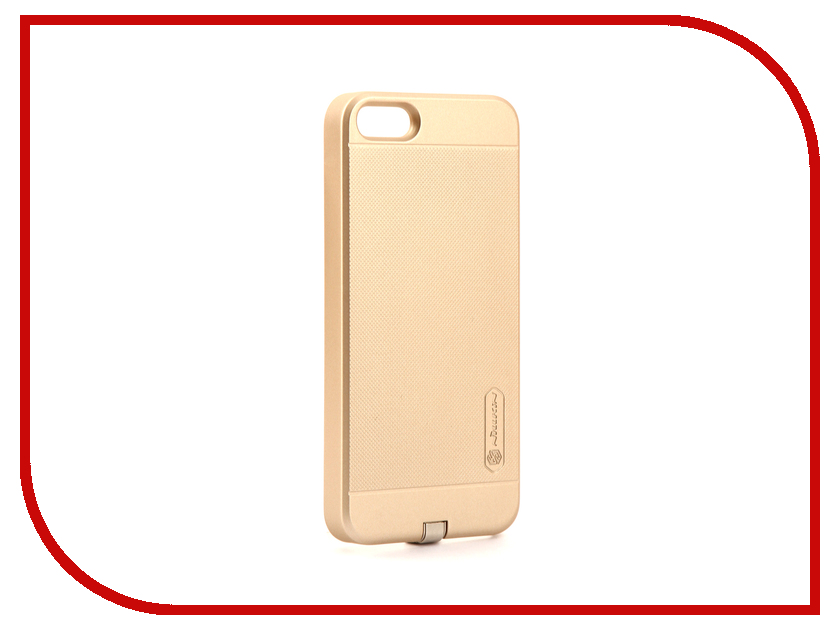 Аксессуар Чехол Nillkin Magic для iPhone 5S / SE Gold MC-WR AP-Iphone 5s iphone 5s ростест в спб