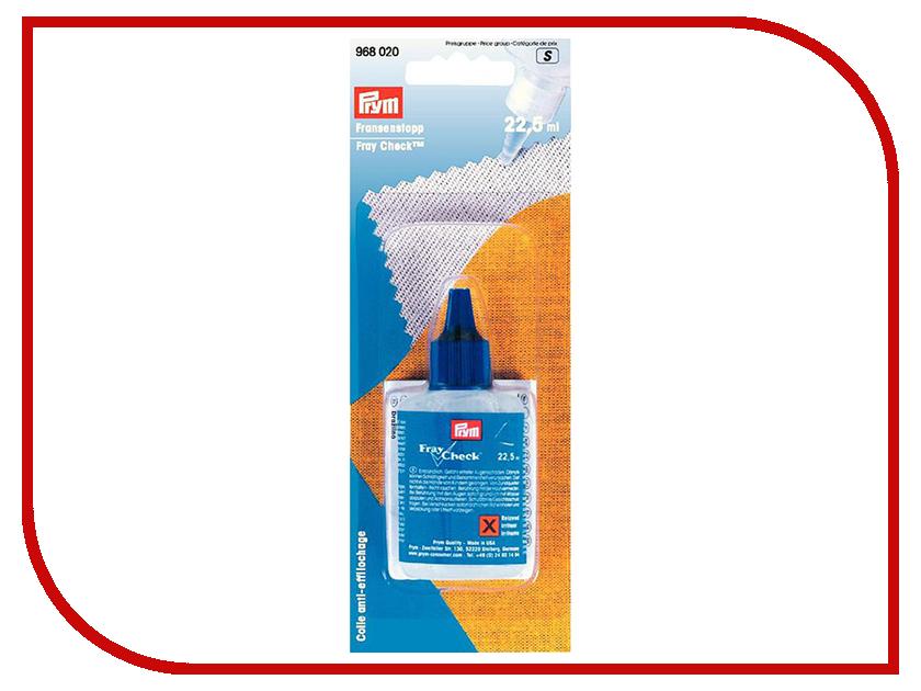 Средство для предотвращения обтрепывания края изделия Prym 968020 игла germany prym prym 029265