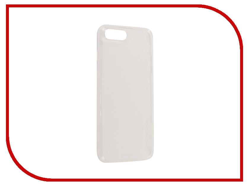 Аксессуар Чехол Nillkin Nature TPU для iPhone 7 Plus / 8 Plus White N-TPU AP-Iphone7 PLUS hygiene plus