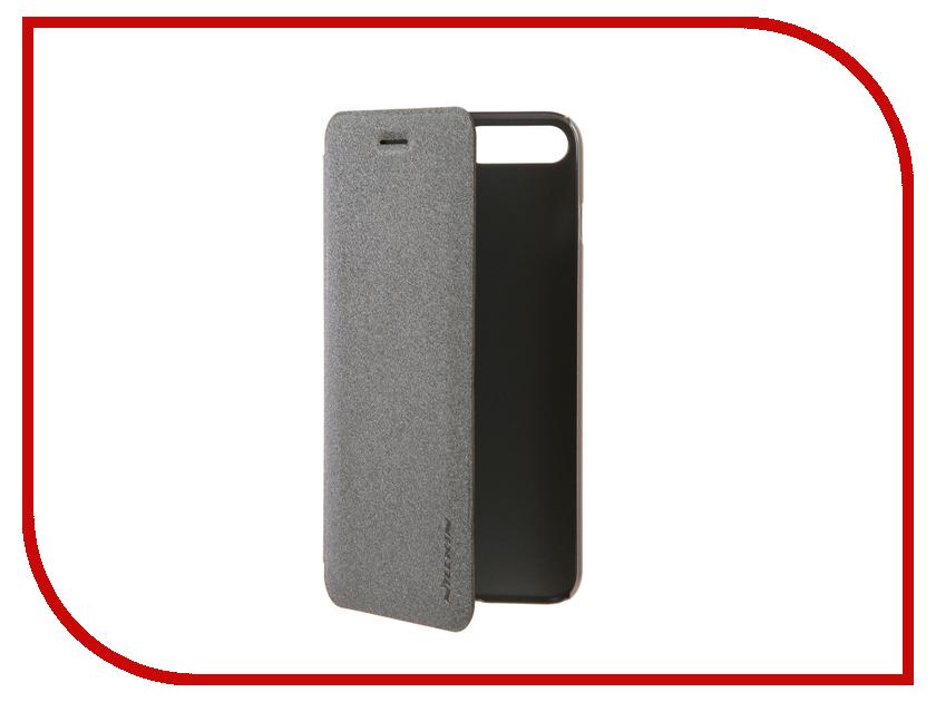 Аксессуар Чехол Nillkin Sparkle для iPhone 7 Plus / 8 Plus Black SP-LC AP-Iphone7 PLUS аксессуар объектив olloclip active lens set для iphone 7 7 plus oc 0000215 eu black