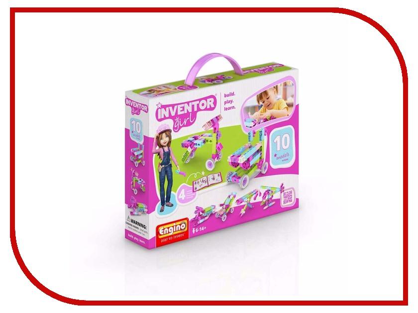 Конструктор Engino Inventor Girls IG10 engino конструктор inventor приключения 170 элементов