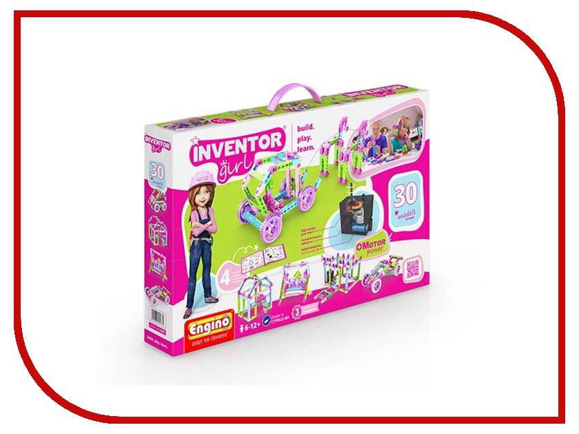 Конструктор Engino Inventor Girls IG30 engino конструктор inventor приключения 170 элементов