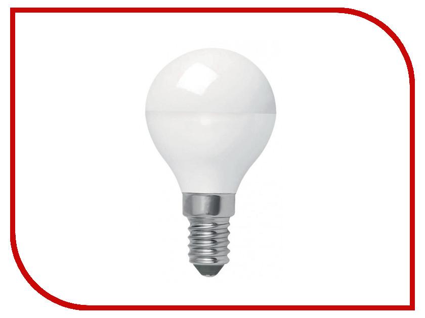 Лампочка Perfeo Шар PF-G45 LED E14 7W 3000K лампочка ecola globe led e14 7w g45 220v 4000k k4lv70elc