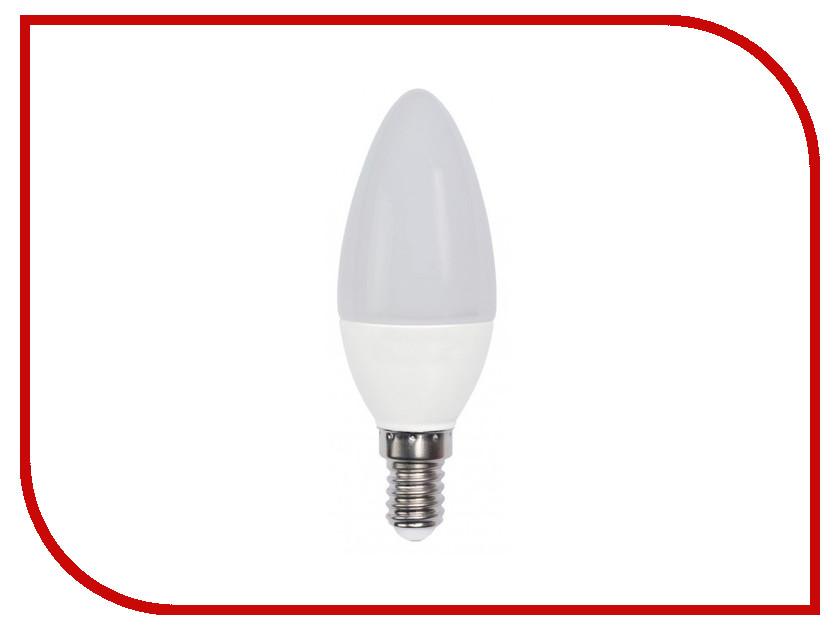 Лампочка Perfeo Свеча PF-C37 LED E14 7W 3000K