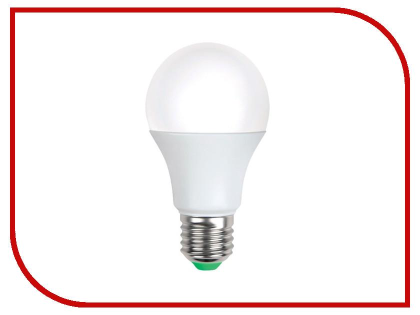 Лампочка Perfeo PF-A60 LED E27 9W 3000K perfeo pf nnm white