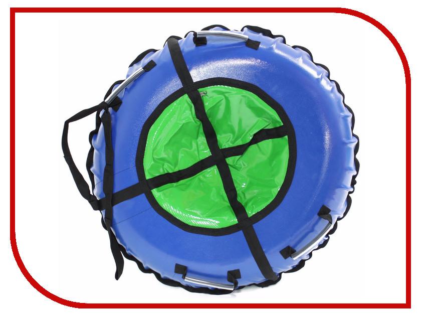 Тюбинг SnowShow Практик 105cm Blue-Green все цены