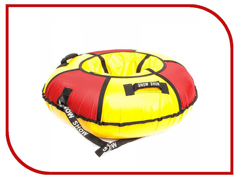 Тюбинг SnowShow Практик 105cm Red-Yellow
