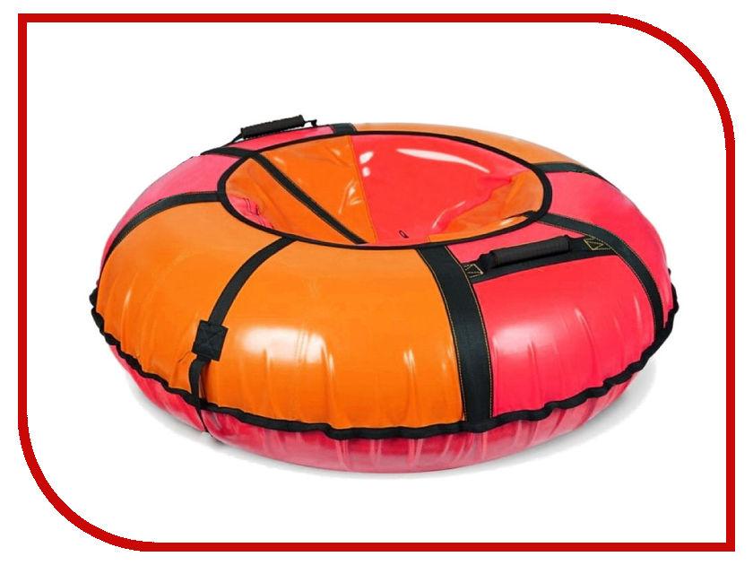 Тюбинг SnowShow Практик 105cm Red-Orange все цены