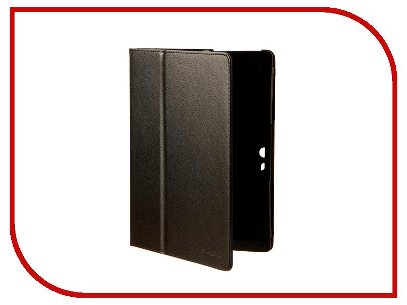 Аксессуар Чехол Lenovo Tab 4 10.0 TB-X103F IT Baggage Black ITLNT4130-1 чехол для asus zenpad z580c z580ca it baggage эко кожа черный
