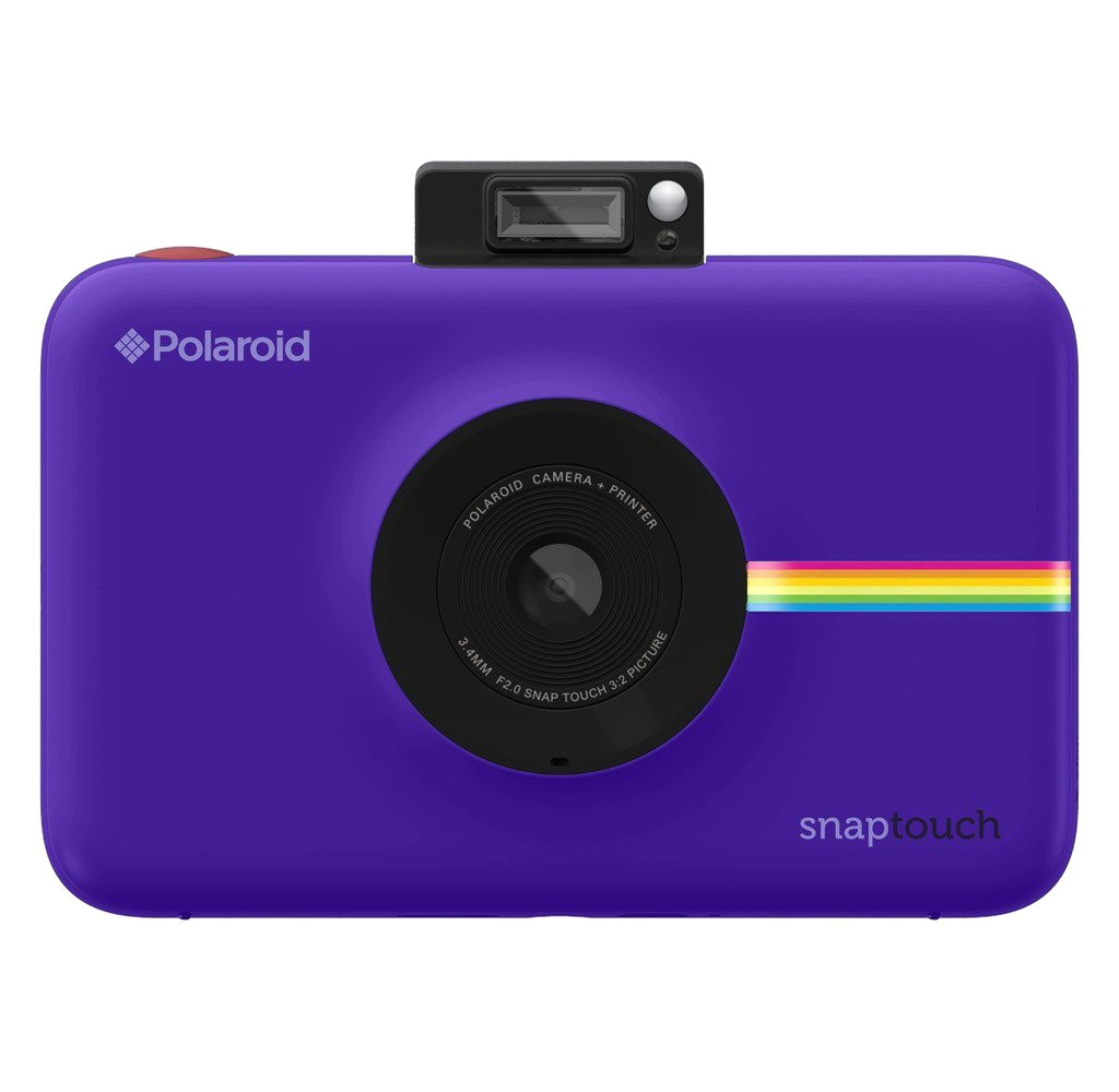 Фотоаппарат Polaroid Snap Touch Purple POLSTPR
