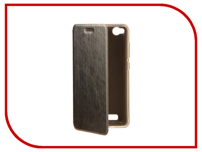 Аксессуар Чехол Xiaomi Redmi 4A Mofi Vintage Black 15146 mofi защитный чехол для xiaomi 6
