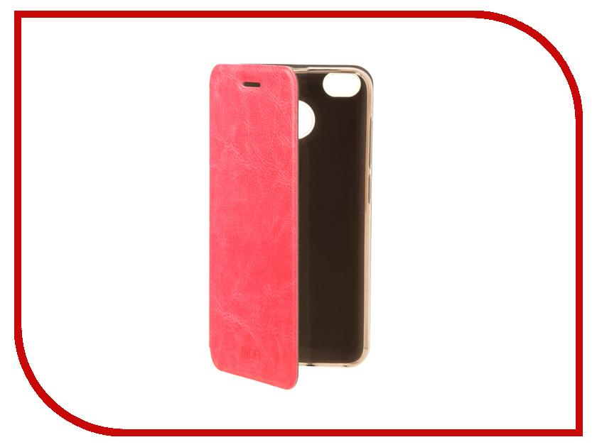 Аксессуар Чехол Xiaomi Redmi 4X Mofi Vintage Pink 15147 mofi защитный чехол для xiaomi 6 plus