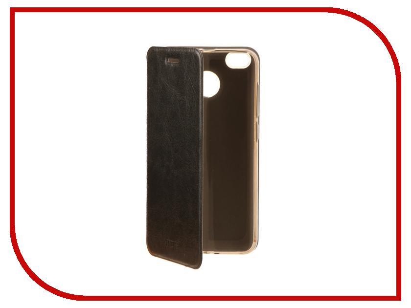 Аксессуар Чехол Xiaomi Redmi 4X Mofi Vintage Black 15149 mofi защитный чехол для xiaomi 6 plus