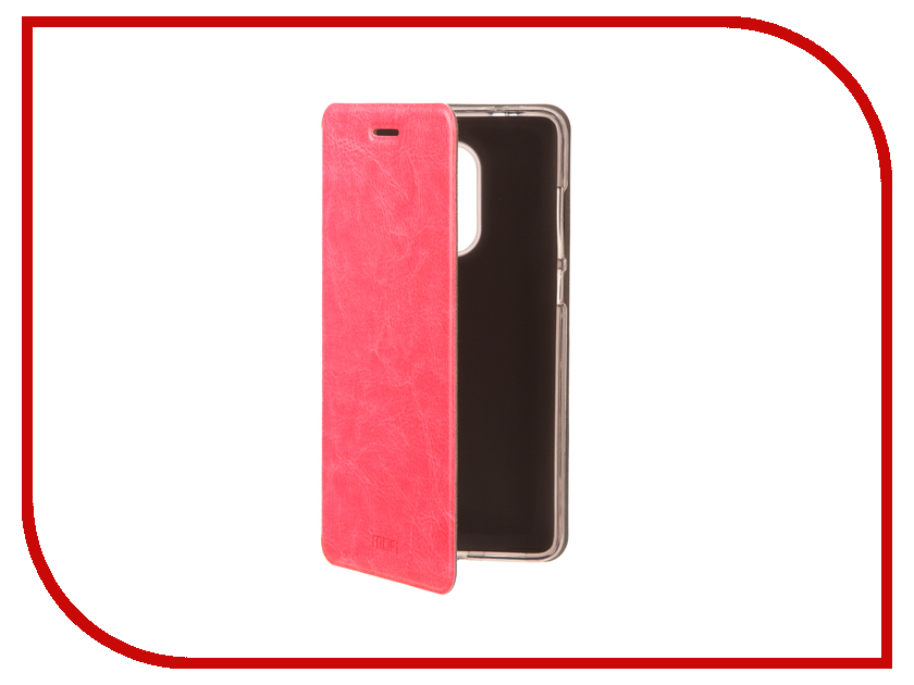 Аксессуар Чехол Xiaomi Redmi Note 4/Note 4X Mofi Vintage Pink 15537 mofi защитный чехол для xiaomi 6