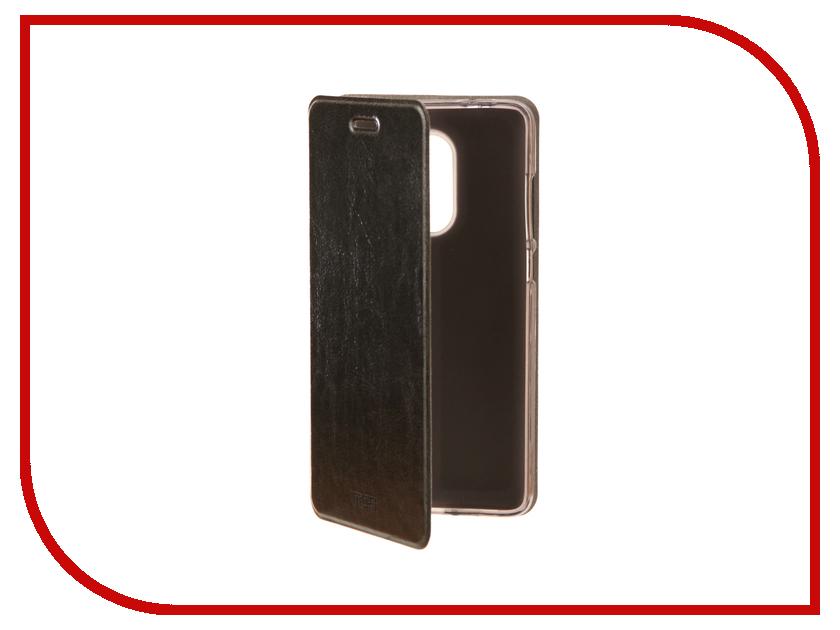 Аксессуар Чехол Xiaomi Redmi Note 4/Note 4X Mofi Vintage Black 15151 цена
