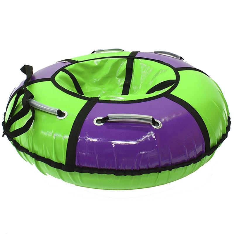 Тюбинг SnowShow Практик 105cm Purple-Light Green