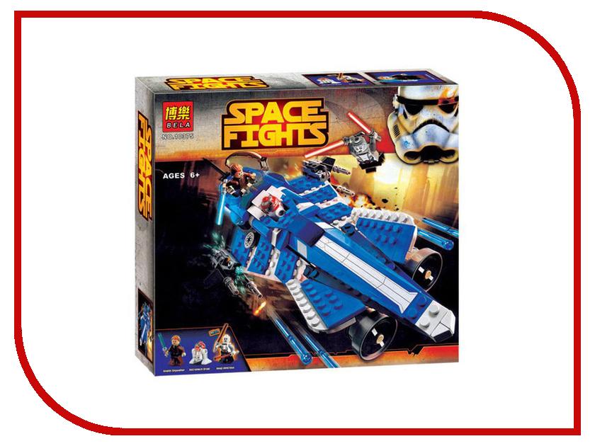 Конструктор Bela Space Fights Джедайский звездолет Анакина 369 дет. 10375 анна анакина на краю обрыва…