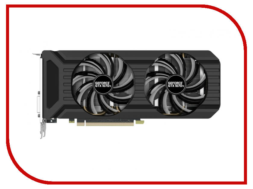Видеокарта Palit GeForce GTX 1070 Ti 1607Mhz PCI-E 3.0 8192Mb 8000Mhz 256 bit DPx3 DVI HDMI HDCP NE5107T015P2-1043D 30mm diamond tipped tile ceramic glass hole saw drill bit