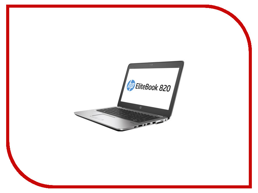 Ноутбук HP EliteBook 820 G4 1EM96EA (Intel Core i5-7200U 2.5 GHz/8192Mb/256Gb SSD/Intel HD Graphics/Wi-Fi/Bluetooth/Cam/12.5/1920x1080/Touchscreen/Windows 10 Pro 64-bit) ноутбук hp elitebook 820 g4 z2v85ea z2v85ea