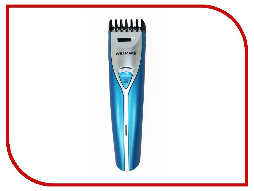 Машинка для стрижки волос Willmark WHC-8502R Blue