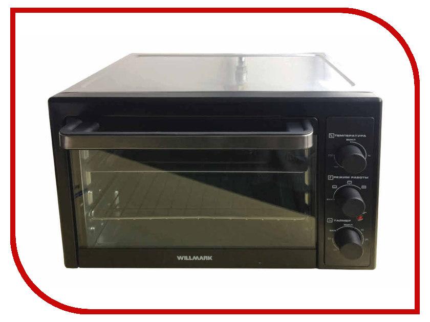 Мини печь Willmark 0-42BK микроволновая печь sinbo smo 3658