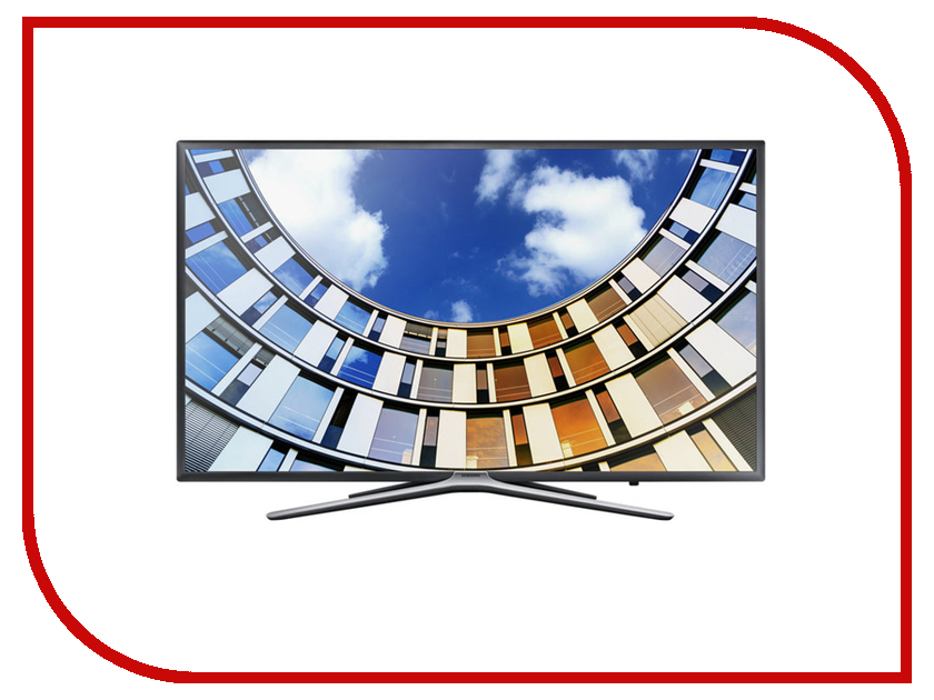 Телевизор Samsung UE32M5503AU led телевизор samsung ue 49 m 5503 auxru
