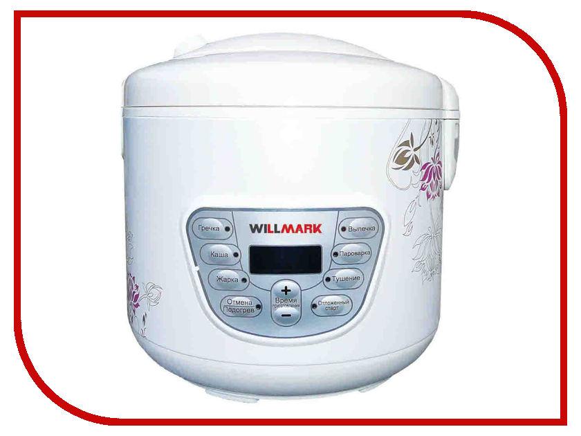 Мультиварка Willmark MC-R350 White mc 36r s1 купить