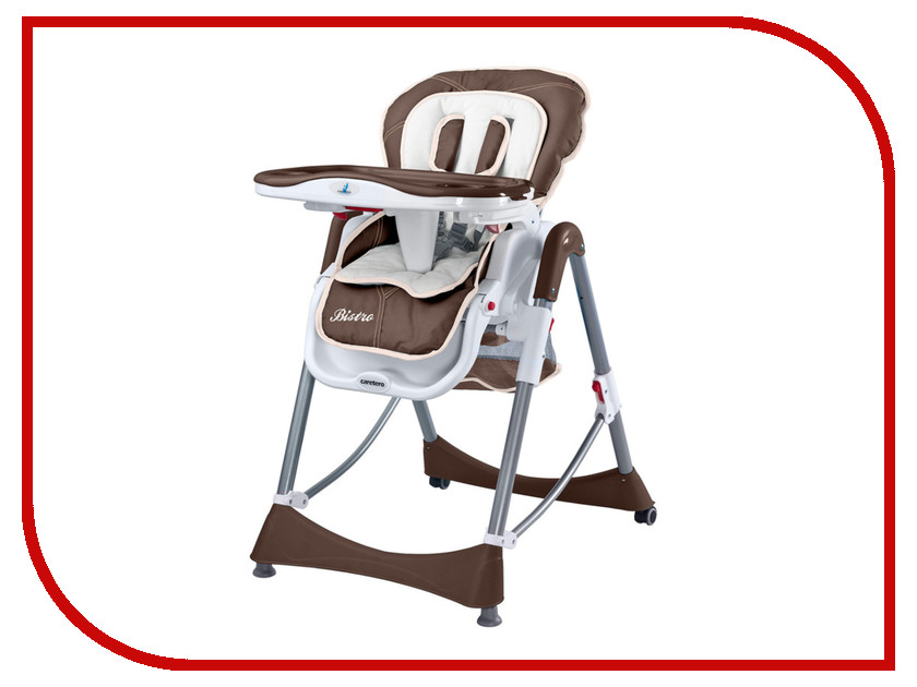 Стул Caretero Bistro Brown Tero-72453 стул барный leon brown