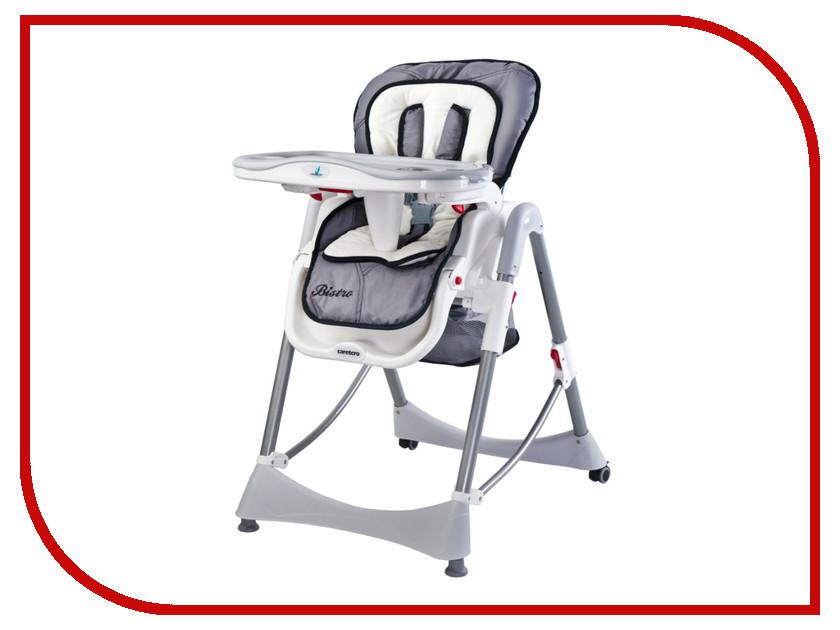 Стул Caretero Bistro Grey Tero-7243 стульчик для кормления caretero pop green зеленый tero 7264