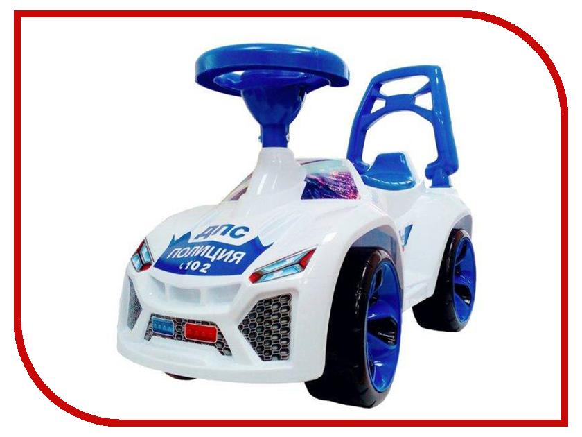 Каталка Orion Toys Ламбо Полиция ОР021кПмуз каталка orion toys каталка джипик полиция 105 пол