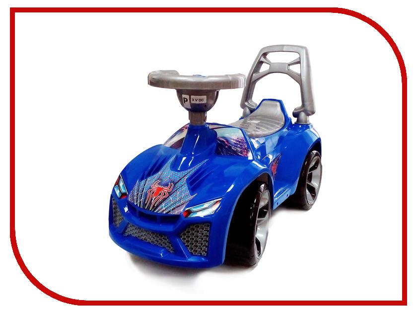 Каталка Orion Toys Ламбо Bluy Sky ОР021кСмуз каталка orion toys каталка джипик полиция 105 пол