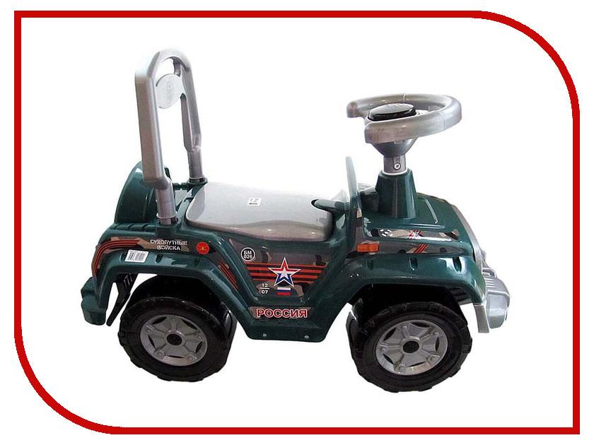 Каталка Orion Toys Супер Сафари Армейский ОР549кАР каталка orion toys каталка джипик полиция 105 пол