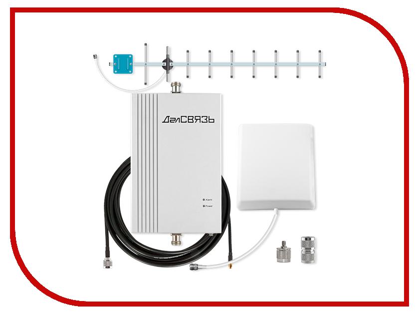 Комплект ДалСвязь DS-2100-20C2 цена и фото