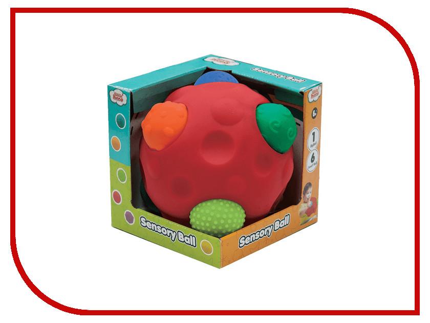 Сортер Little Hero Сенсорные мячики 2006 мячики little hero сенсорные мячики