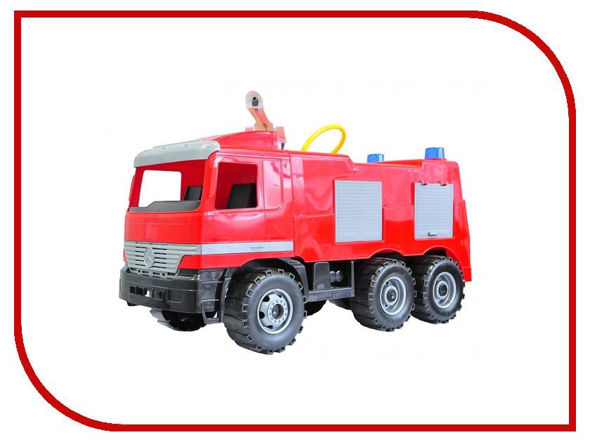 Машина Лена Пожарная Mercedes 02028