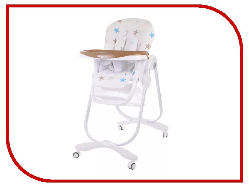 Стул Baby Care Trona YQ-168C Brown стульчик baby care trona yq 168c синий blue