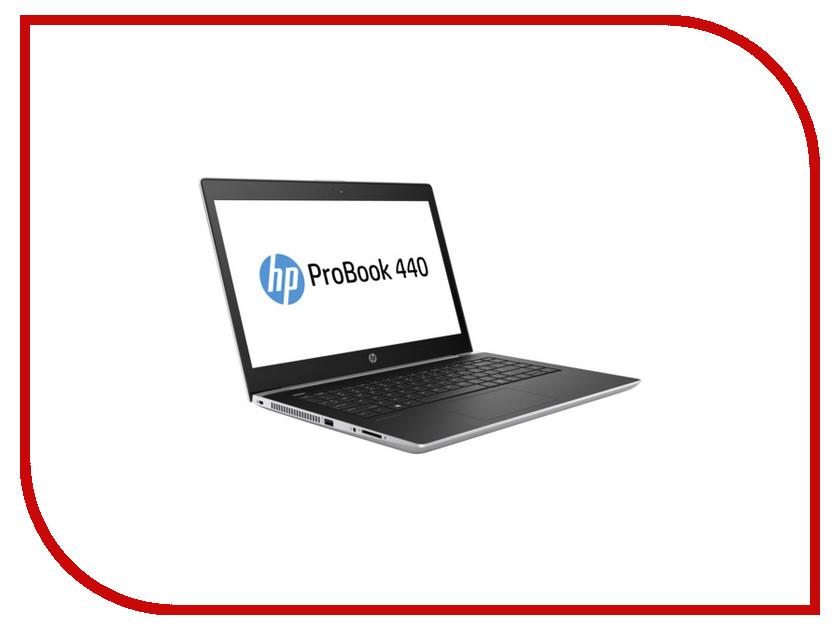 Ноутбук HP ProBook 440 G5 2RS37EA (Intel Core i5-8250U 1.6 GHz/4096Mb/500Gb/Intel HD Graphics/Wi-Fi/Bluetooth/Cam/14/1366x768/DOS) моноблок lenovo ideacentre aio 520 24iku ms silver f0d2003urk intel core i5 7200u 2 5 ghz 8192mb 1000gb dvd rw intel hd graphics wi fi bluetooth cam 23 8 1920x1080 dos