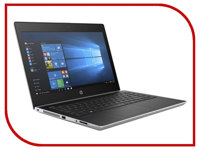 Ноутбук HP ProBook 430 G5 2SY12EA (Intel Core i3-7100U 2.4 Ghz/4096Mb/128Gb SSD/Intel HD Graphics/Wi-Fi/Bluetooth/Cam/13.3/1920x1080/Windows 10 Pro 64-bit) ноутбук hp 255 g5