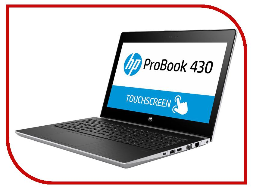 Ноутбук HP ProBook 430 G5 2SY07EA (Intel Core i5-8250U 1.6 Ghz/4096Mb/500Gb/Intel HD Graphics/Wi-Fi/Bluetooth/Cam/13.3/1366x768/Windows 10 Pro 64-bit) ноутбук hp 255 g5