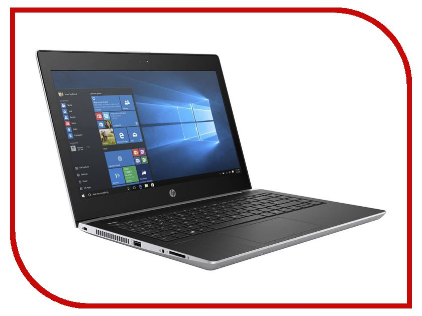 Ноутбук HP ProBook 430 G5 2VP87EA (Intel Core i5-8250U 1.6 Ghz/8192Mb/256Gb SSD/Intel UHD Graphics/Wi-Fi/Bluetooth/Cam/13.3/1366x768/Windows 10 Pro 64-bit) ноутбук hp probook 430 g5 13 3 intel core i5 8250u 1 6ггц 4гб 500гб intel hd graphics 620 free dos 2 0 2sx96ea серебристый