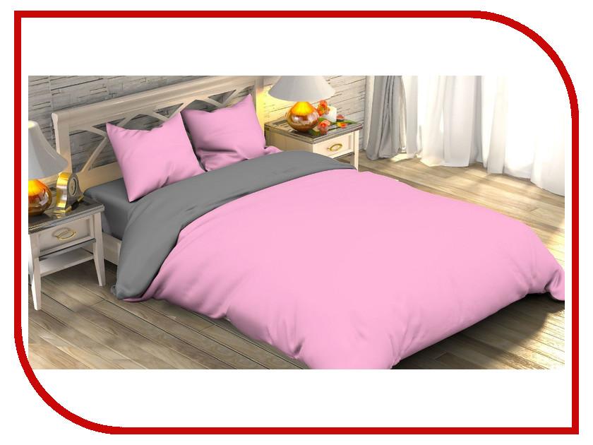 Постельное белье Этель Розовый рассвет Комплект Евро Поплин 1877151 миллер дж новый рассвет