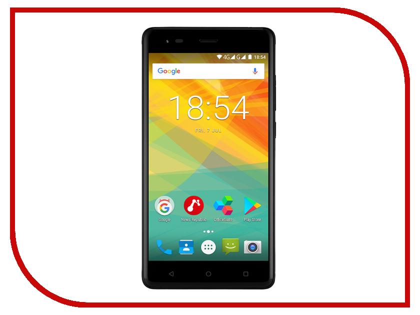 Сотовый телефон Prestigio Grace R5 LTE Black PSP5552DUOBLACK