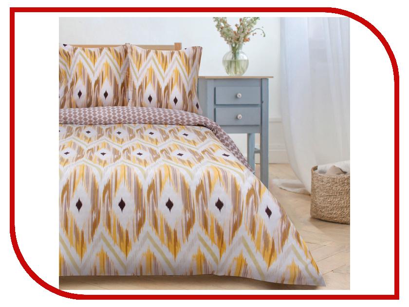 Постельное белье Этель Геометрия Комплект 1.5 спальный Поплин 2670965 постельное белье этель зеленый сад комплект 1 5 спальный поплин 1534721