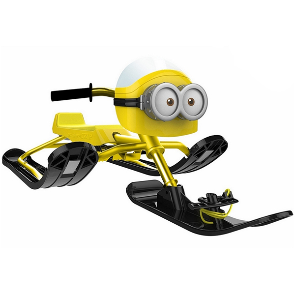 Фото - Снегокат Snow Moto Minion Despicable ME Yellow 37018 despicable me 2 new turquoise minion